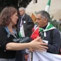 På demonstration i Rom